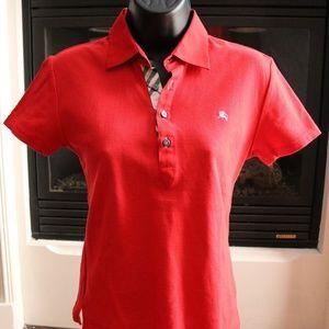 Burberry Polo Shirt Black Label Size 1